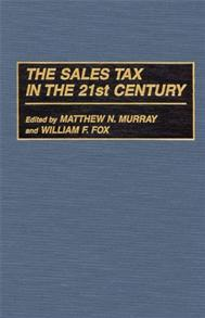 The Sales Tax in the 21st Century cover image