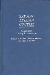 Gay and Lesbian Couples cover image