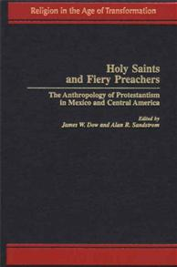 Holy Saints and Fiery Preachers cover image
