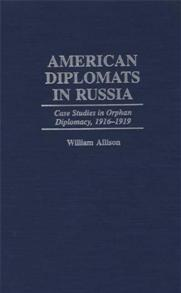 American Diplomats in Russia cover image