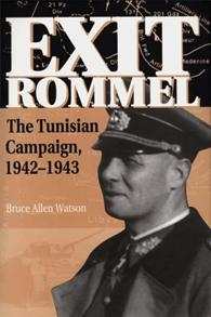 Cover image for Exit Rommel