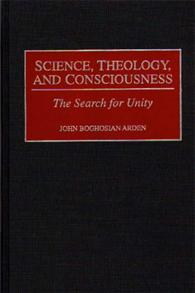 Science, Theology, and Consciousness cover image