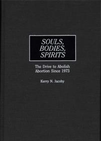 Souls, Bodies, Spirits cover image