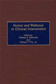 Humor and Wellness in Clinical Intervention cover image