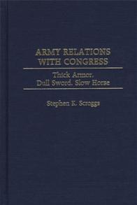 Army Relations with Congress cover image