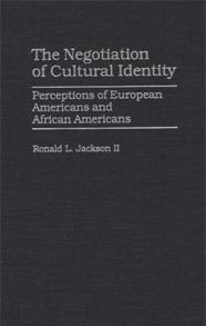 The Negotiation of Cultural Identity cover image