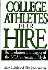 College Athletes for Hire cover image