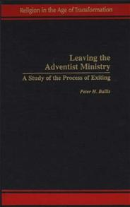 Leaving the Adventist Ministry cover image