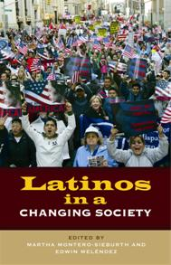 Latinos in a Changing Society cover image