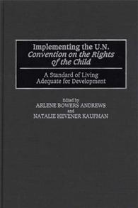 Implementing the UN Convention on the Rights of the Child cover image