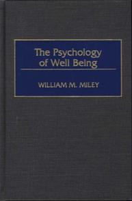 The Psychology of Well Being cover image
