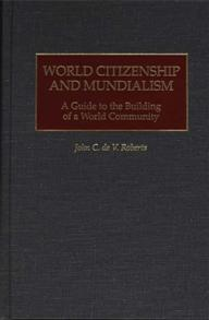 World Citizenship and Mundialism cover image