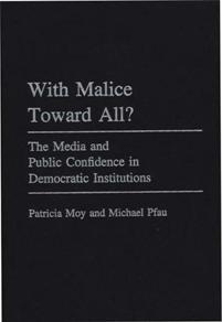 With Malice Toward All? cover image