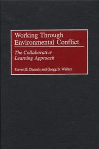 Cover image for Working Through Environmental Conflict