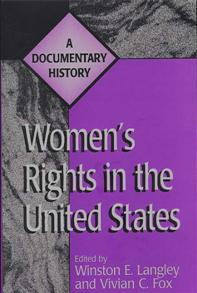Women's Rights in the United States cover image