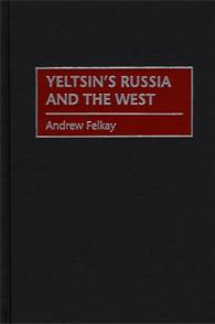 Yeltsin's Russia and the West cover image