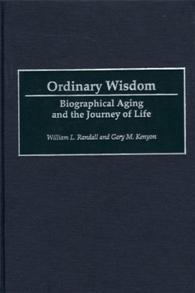 Ordinary Wisdom cover image