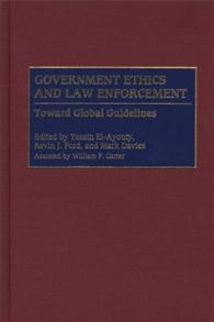 Government Ethics and Law Enforcement cover image