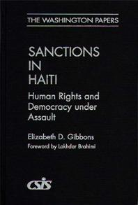 Sanctions In Haiti cover image