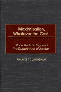 Maximization, Whatever the Cost cover image