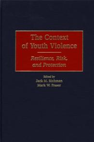 The Context of Youth Violence cover image