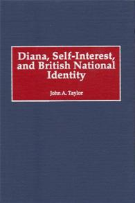 Diana, Self-Interest, and British National Identity cover image