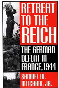 Retreat to the Reich cover image