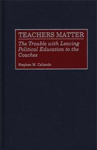 Cover image for Teachers Matter
