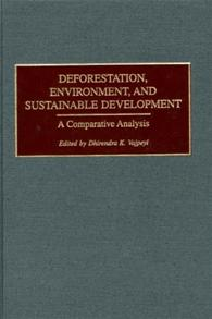 Deforestation, Environment, and Sustainable Development cover image