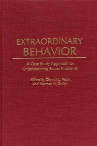 Extraordinary Behavior cover image