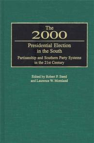The 2000 Presidential Election in the South cover image