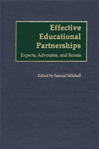 Cover image for Effective Educational Partnerships