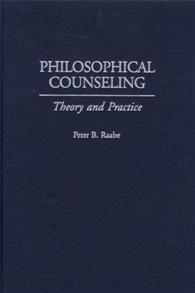 Cover image for Philosophical Counseling