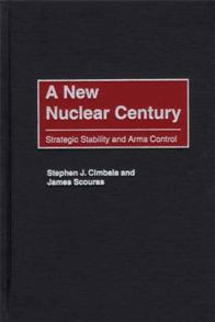 A New Nuclear Century cover image
