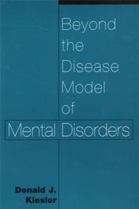 Beyond the Disease Model of Mental Disorders cover image