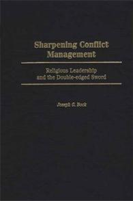 Sharpening Conflict Management cover image