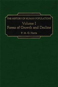 The History of Human Populations cover image