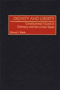 Dignity and Liberty cover image