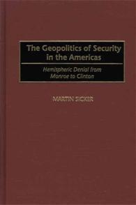 The Geopolitics of Security in the Americas cover image