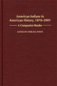 American Indians in American History, 1870-2001 cover image