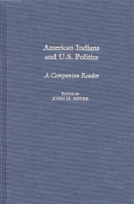 American Indians and U.S. Politics cover image