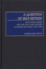 A Question of Self-Esteem cover image