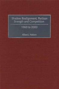 Shadow Realignment, Partisan Strength and Competition cover image