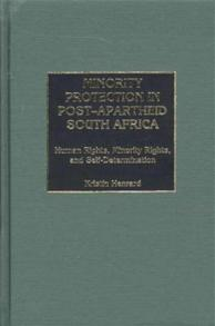 Minority Protection in Post-Apartheid South Africa cover image