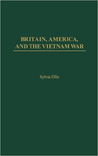 Cover image for Britain, America, and the Vietnam War