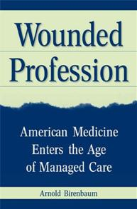 Wounded Profession cover image