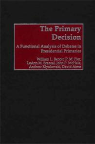 The Primary Decision cover image