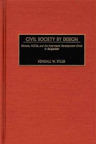 Civil Society by Design cover image