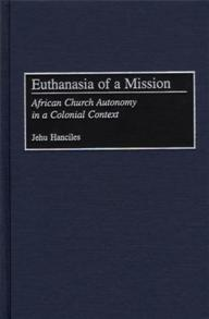 Euthanasia of a Mission cover image