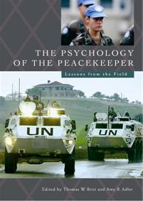 The Psychology of the Peacekeeper cover image